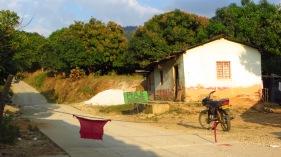 Toll station in El Micu Photo Stephan Lorenz