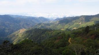 Views from the ridge Photo Stephan Lorenz