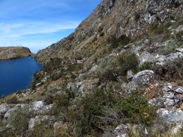 3rd lagoon and habitat on right Photo Stephan Lorenz